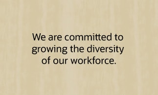 committed to growing diversity