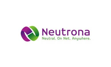 Logotipo da Neutrona