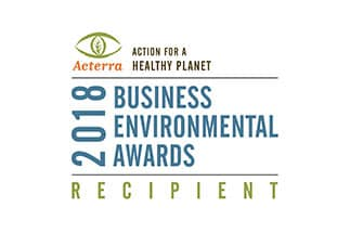 Acterra 2018 Business Environmental Awards