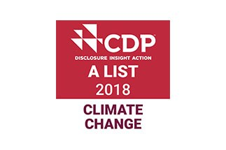 CDP 2018 A List - Climate Change