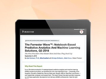 Oracle Lauded for Predictive Analytics, Machine Learning Solution