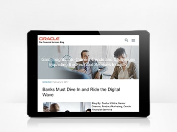 Blog: Banks Must Dive In and Ride the Digital Wave