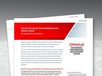 Understanding Security for Financial Consolidation and Close