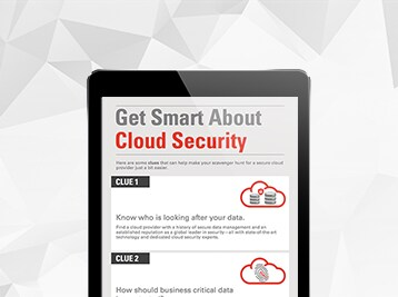 Get Smart about cloud security