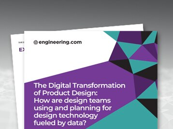 The Digital Transformation of Product Design report