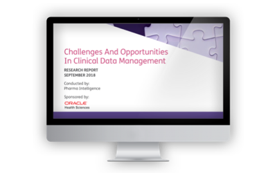 Challenges and opportunities in clinical data management