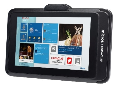 Oracle MICROS Tablet 700 Series