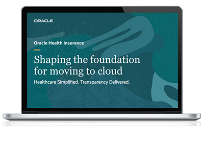oracle health insurance cloud