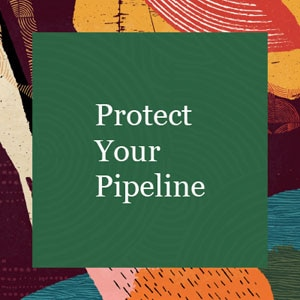 Protect your pipeline when you can't meet up for coffee