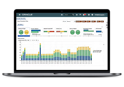 Oracle Supply Chain Planning Cloud