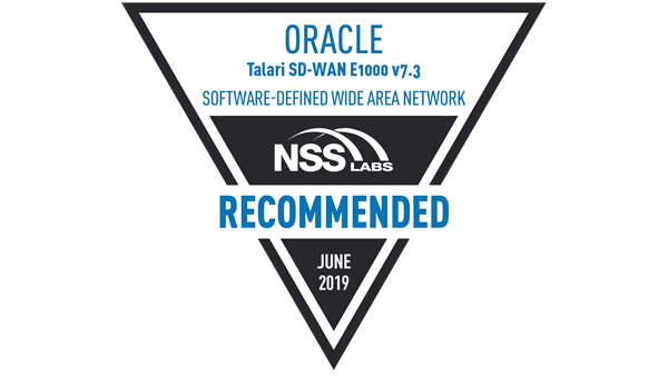 Oracle's Talari SD-WAN