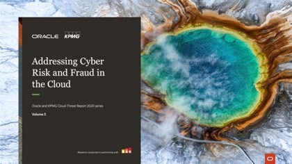 Addressing Cyber-risk and Fraud in the Cloud report cover