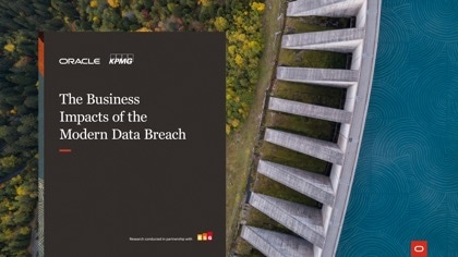 The Business Impacts of the Modern Data Breach report cover