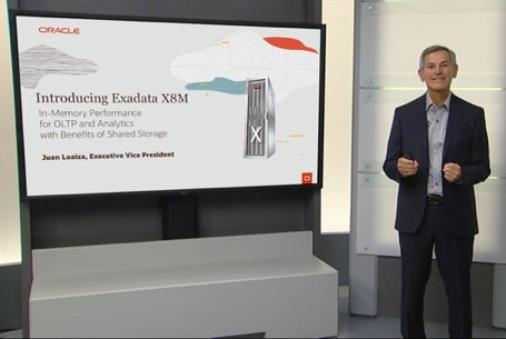 Introducing Oracle Exadata X8M