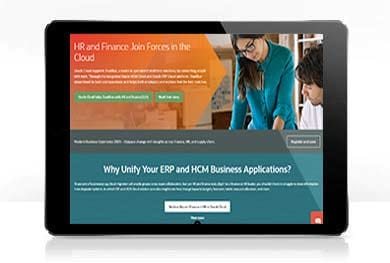 HR and Finance—The New Cloud Partnership