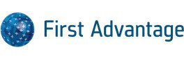 Logotipo de First Advantage