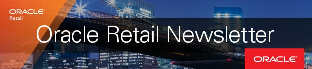 Oracle Retail Newsletter