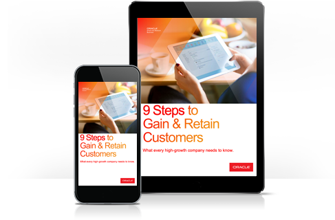 9 Steps to Gain & Retain Custoemrs