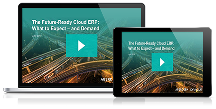 The Future-Ready Cloud ERP