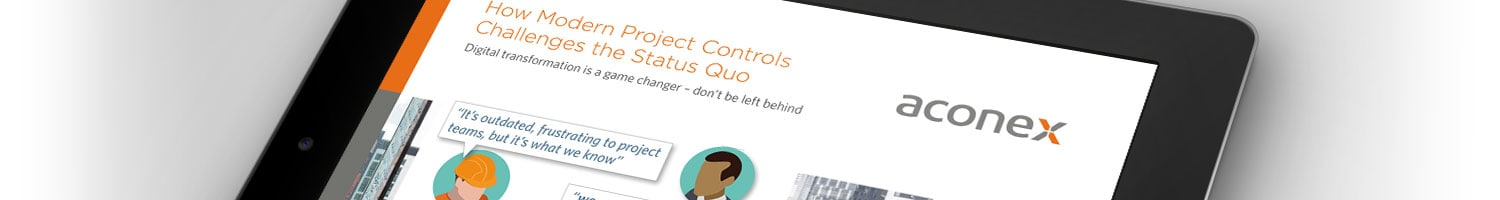 How Modern Project Controls Challenges the Status Quo