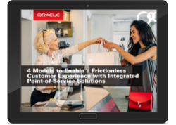 4 Models to Enable a Frictionless Customer Experience Guidebook