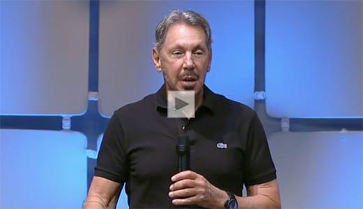 Video: Larry Ellison