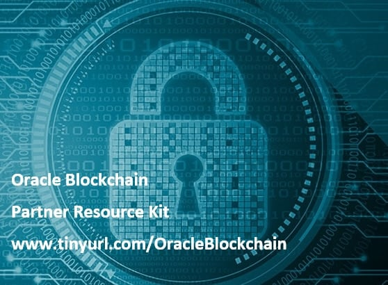 Oracle BlockChain Platform SDK