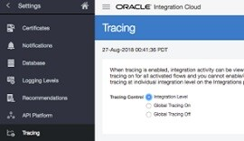 Enable Tracing