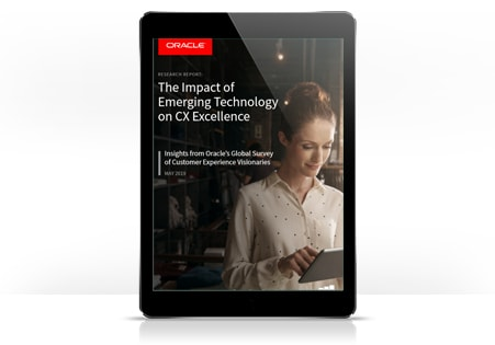 The Impact of Emerging Technology on CX Excellence