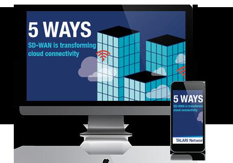 5 ways Oracle SD-WAN