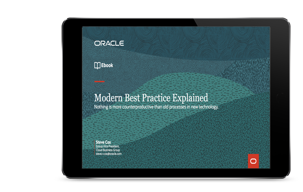 Oracle Modern Best Practice – Explained