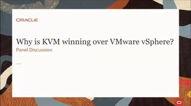 KVM over VMware