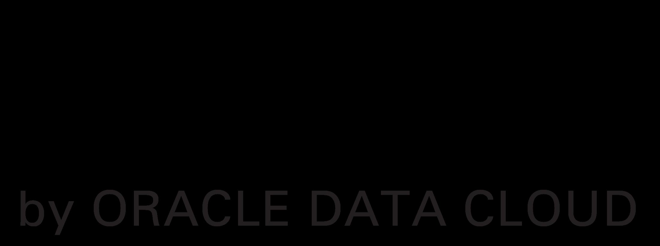 Oracle Data Cloud logo