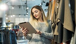Stores Turbocharge Sales with Oracle Mobile and Inventory