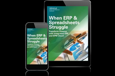 When ERP & Spreadsheets Struggle