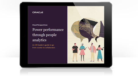 Cloud Perspectives:  Power performance through people analytics