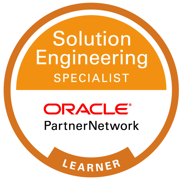 Solution Engineering Specialist Badge