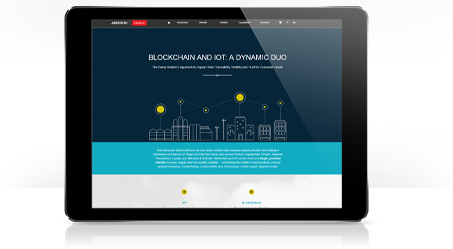 Oracle Blockchain and IoT