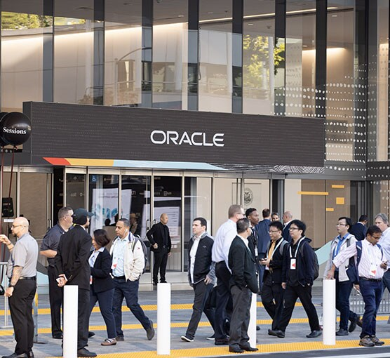 Oracle OpenWorld Events