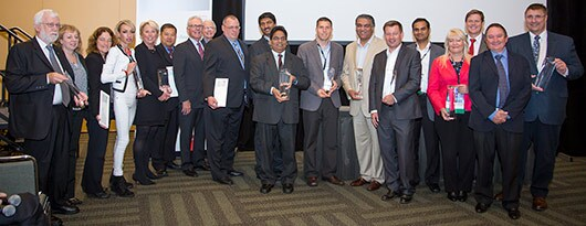 2014 Sustainability Innovation Award Winners