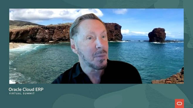 Big Moves to Pivot Forward: A Conversation with Larry Ellison