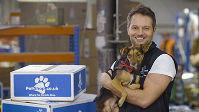 Pet Food Delivery Pioneer Grows 50 Percent Year-On-Year with