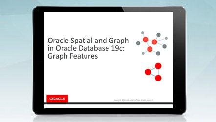 Presentation:  RDF Features in Oracle Database 19c (PDF)