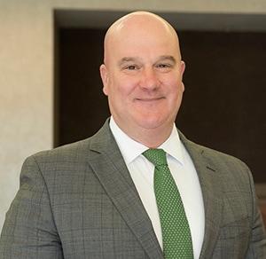 Brett Dalton, Chief Business Officer, Baylor University