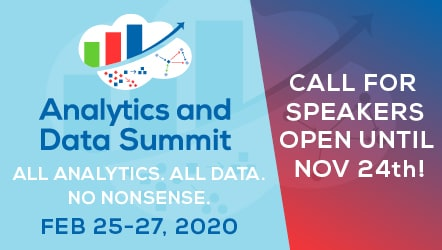 2020 Analytics and Data Summit (Feb 25-27)