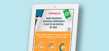 How Financial Services will go digital by 2022
