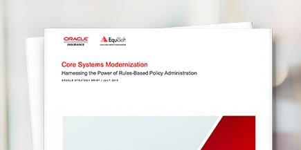 Harness the Power of Rules-Based Policy Admin