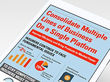 Consolidate Multiple Lines of Business onto a Single Platform