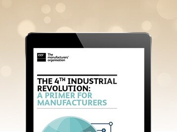 The Fourth Industrial Revolution: A Primer for Manufacturers