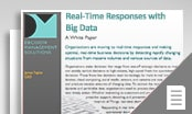 Oracle Real-Time Responses with Big Data by James Taylor